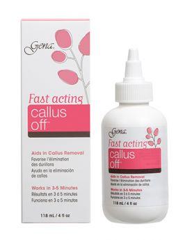 Gena Callus Off 4 oz