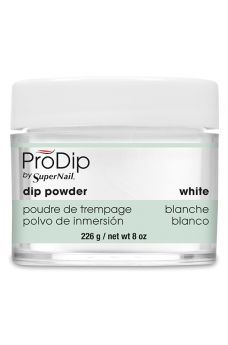 SuperNail ProDip White 8 oz
