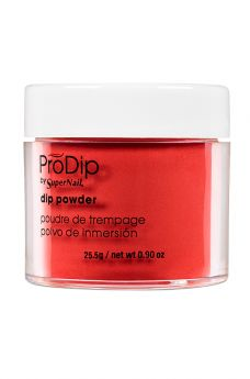 SuperNail ProDip Fiery Red 0.90 oz