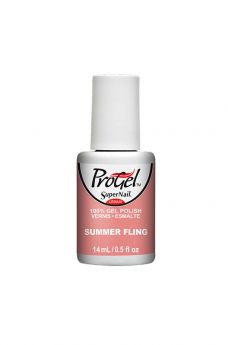 SuperNail ProGel Summer Fling 0.5 fl oz