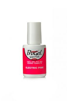 SuperNail ProGel Electric Pink 0.5 fl oz